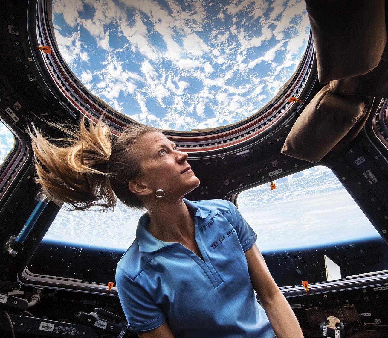 chris nyberg astronaut - photo #15